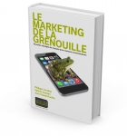 marketing, grenoouille, kawa