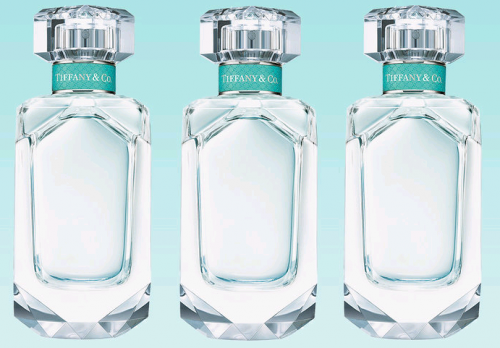 Tiffany&Co, pop-up store, parfum