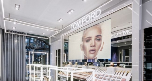 First, Tom Ford, Beauty, London