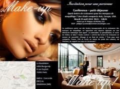 Paris, maquillage, beauté, marques, marketing, luxe