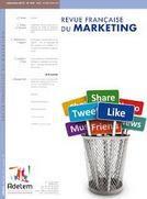 adetem, revue francaise du marketing, marketing