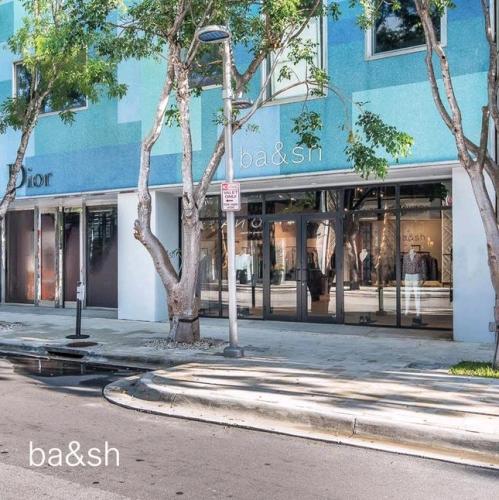 Ba&sh, boutiques, américaines