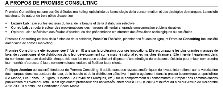 promiseconsulting, panelontheweb, luxurylab, consolab, newsletter, russie, france, poutine, macron, opinionlab, marketing, etudes
