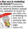 Marketing, Adetem, Marques